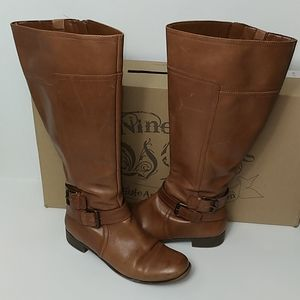 Nine West Vintage America Collection Ridding Boots
